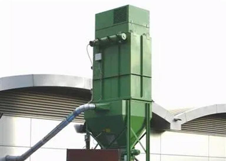 Air Plants Cartridge Dust Collectors